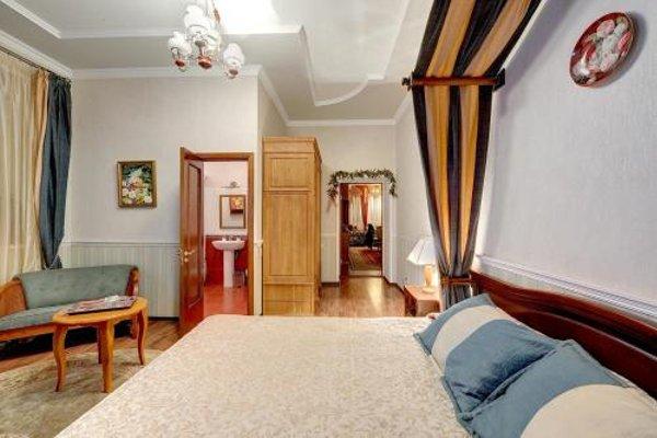 Отель Зорянка - фото 7