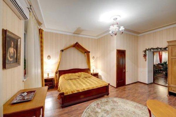 Отель Зорянка - фото 8