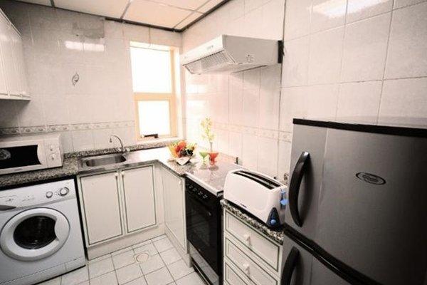 Al Sharq Furnished Suites - фото 12