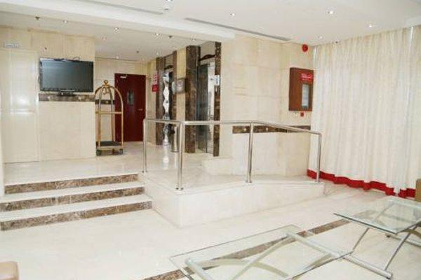 Al Sharq Furnished Suites - фото 15