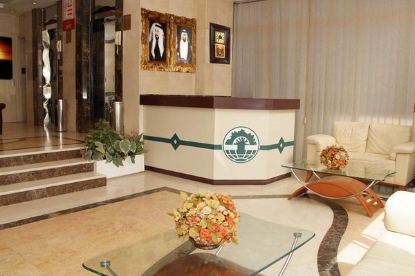 Al Sharq Furnished Suites - фото 16