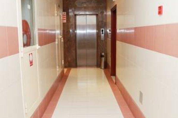 Al Sharq Furnished Suites - фото 17