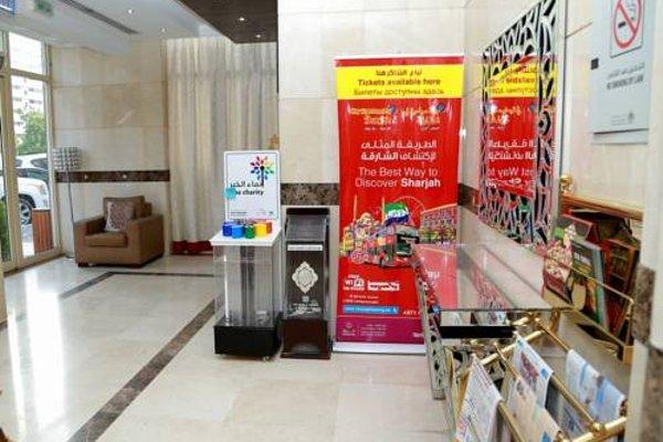 Al Sharq Furnished Suites - фото 19