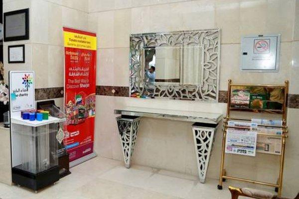 Al Sharq Furnished Suites - фото 20