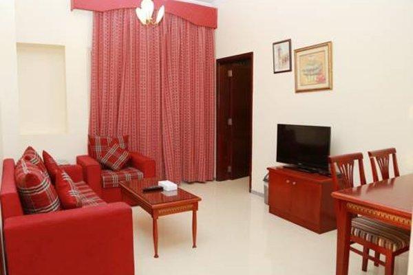 Al Sharq Furnished Suites - фото 6