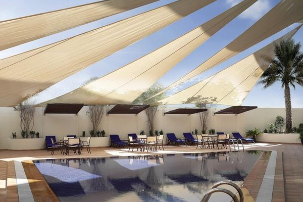 Swiss Belhotel Sharjah (ех. Sharjah Rotana) - фото 18