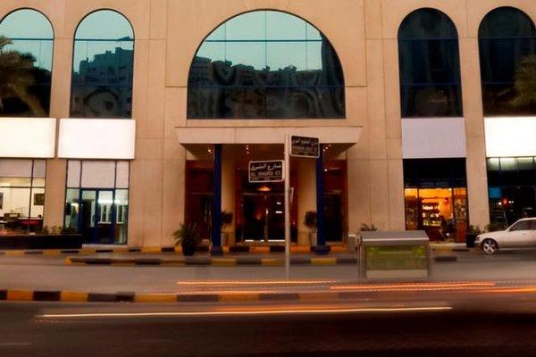Swiss Belhotel Sharjah (ех. Sharjah Rotana) - фото 21