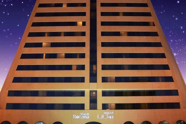 Swiss Belhotel Sharjah (ех. Sharjah Rotana) - фото 23