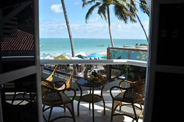 Hotel Caju Praia Azul - фото 11