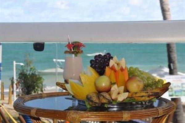 Hotel Caju Praia Azul - фото 12