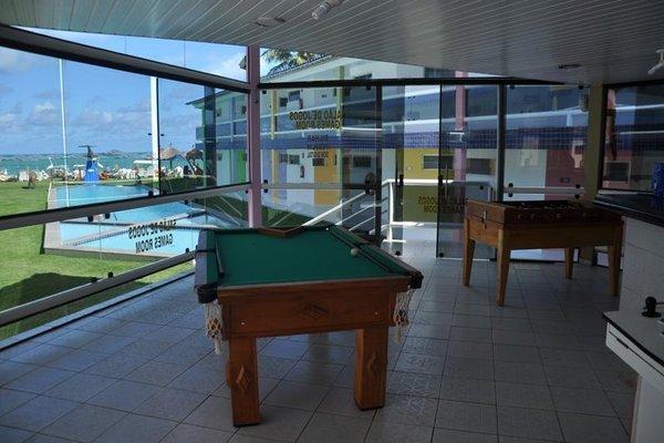 Hotel Caju Praia Azul - фото 13