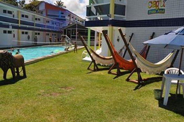 Hotel Caju Praia Azul - фото 15