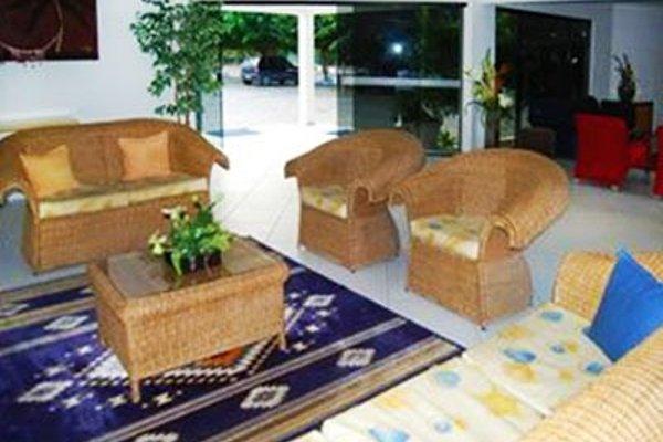 Hotel Caju Praia Azul - фото 3