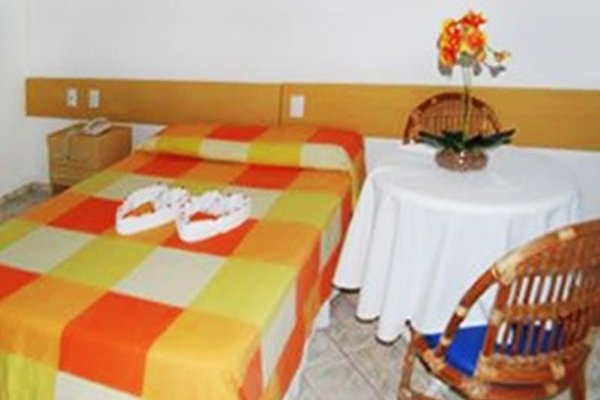 Hotel Caju Praia Azul - фото 4