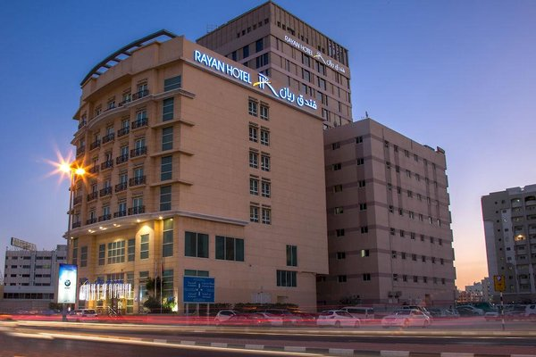 Rayan Hotel Sharjah - фото 23