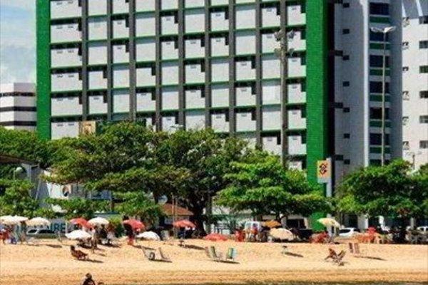 Linx Hotel Sete Coqueiros - фото 28