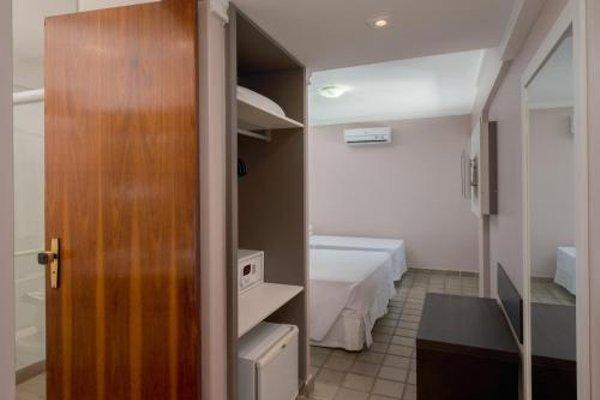 Linx Hotel Sete Coqueiros - фото 10