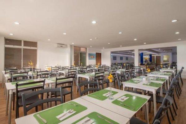 Linx Hotel Sete Coqueiros - фото 13