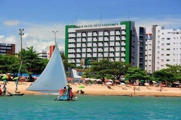 Linx Hotel Sete Coqueiros - фото 20