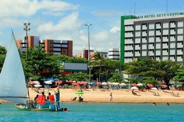 Linx Hotel Sete Coqueiros - фото 23
