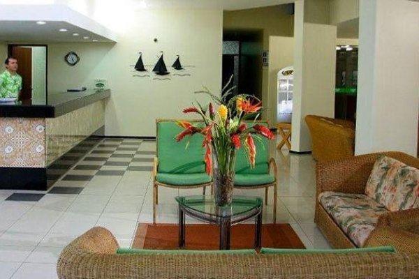 Linx Hotel Sete Coqueiros - фото 4