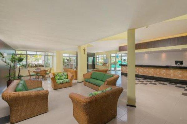 Linx Hotel Sete Coqueiros - фото 5