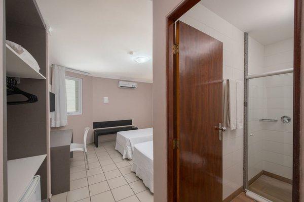 Linx Hotel Sete Coqueiros - фото 7