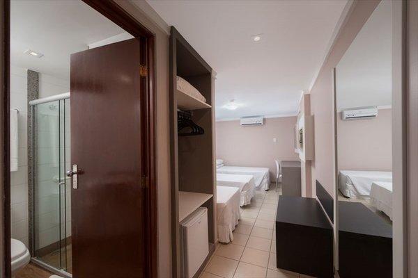 Linx Hotel Sete Coqueiros - фото 8