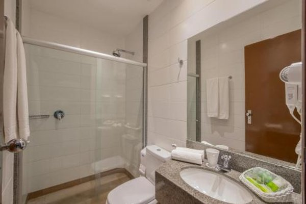 Linx Hotel Sete Coqueiros - фото 9