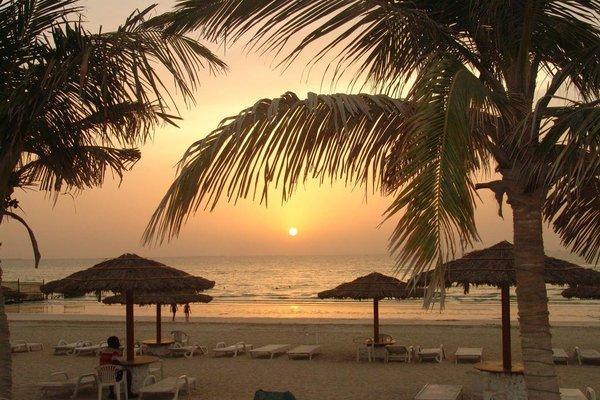 Lou'lou'a Beach Resort Sharjah - фото 20