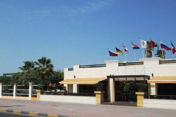 Lou'lou'a Beach Resort Sharjah - фото 22