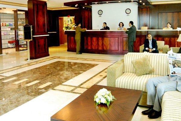 Sharjah Premiere Hotel & Resort - фото 6