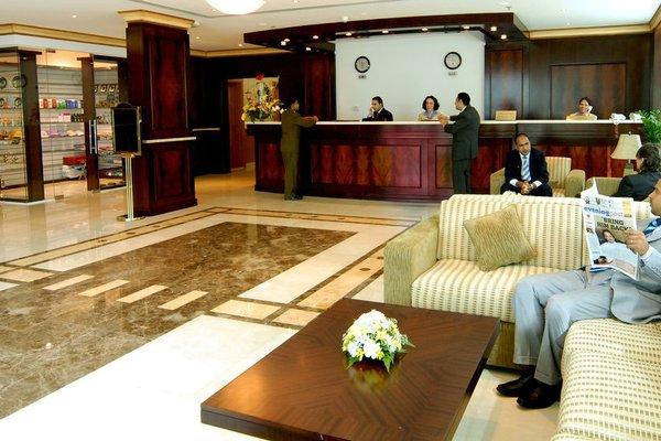 Sharjah Premiere Hotel & Resort - фото 7