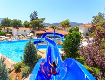 Guesthouse Club Orka Villas