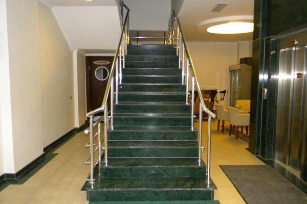 Elit Asya Hotel - фото 16