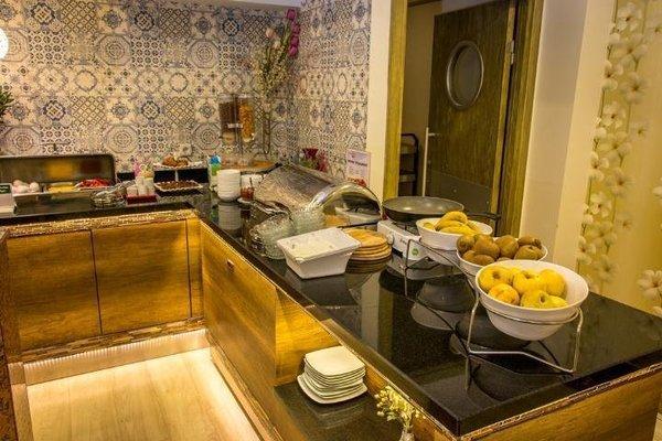 Asya Hotel - фото 13