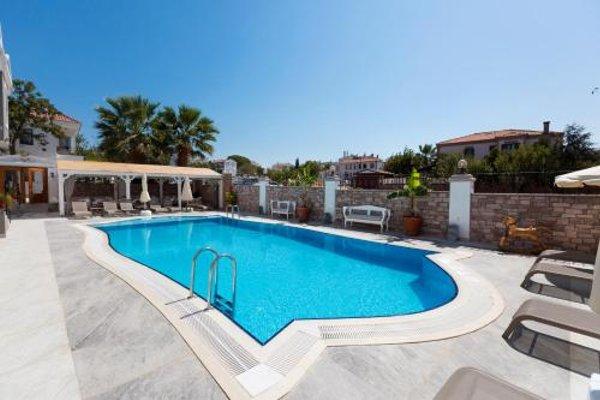 Kapya Hotel - 20