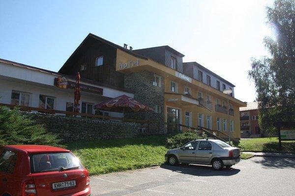 Hotel Bohemia Zdikov - photo 7