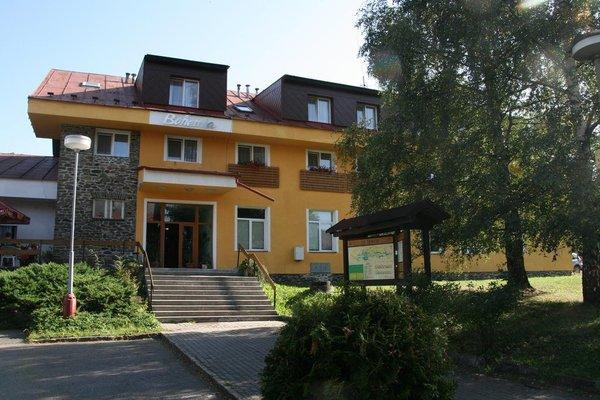 Hotel Bohemia Zdikov - photo 8