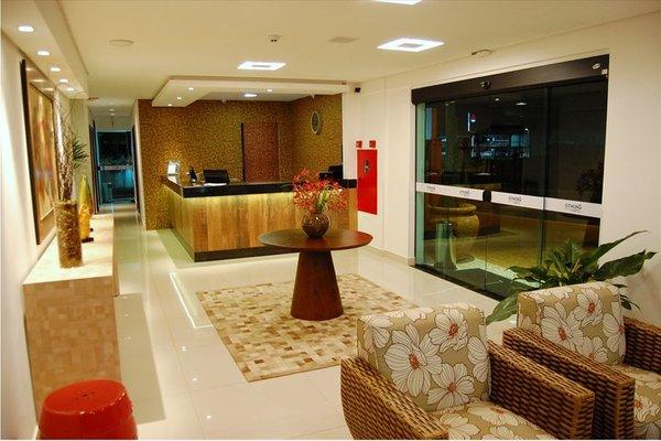 Araraquara Othon Suites - фото 15