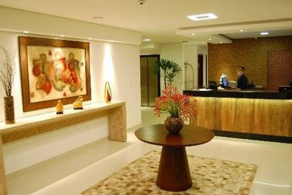 Araraquara Othon Suites - фото 16