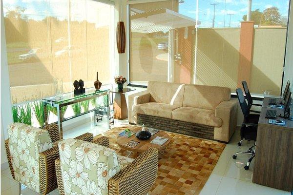 Araraquara Othon Suites - фото 17