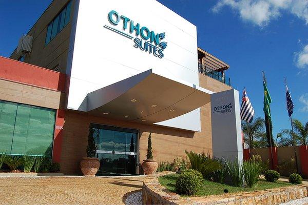 Araraquara Othon Suites - фото 22