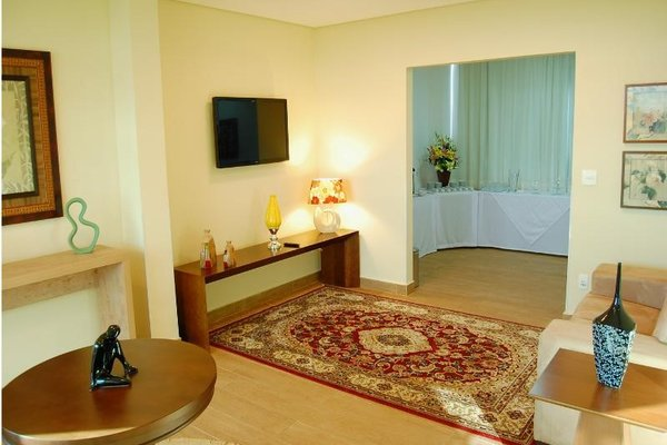 Araraquara Othon Suites - фото 5