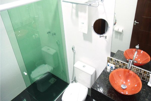 Araraquara Othon Suites - фото 8