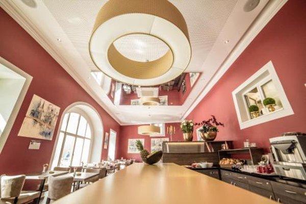 Hotel Jakob Regensburg - фото 11