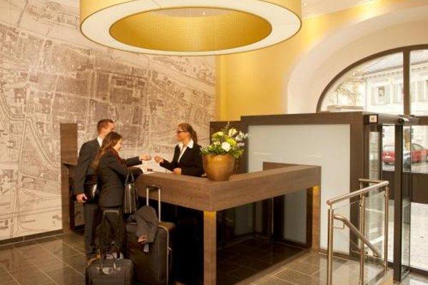 Hotel Jakob Regensburg - фото 12