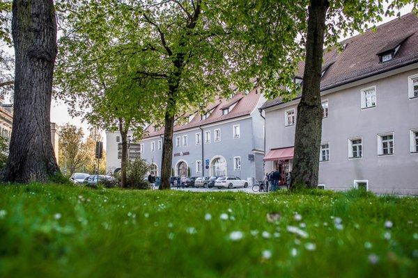 Hotel Jakob Regensburg - фото 19