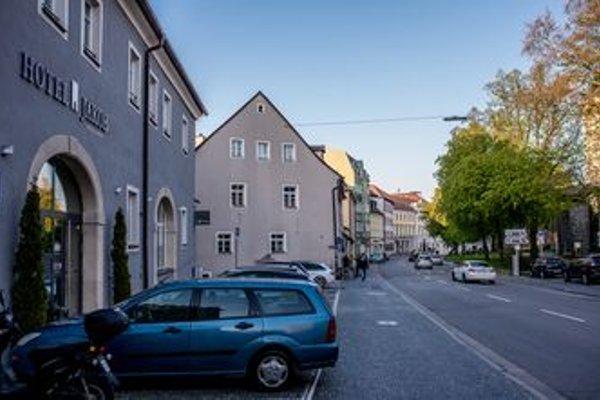 Hotel Jakob Regensburg - фото 21