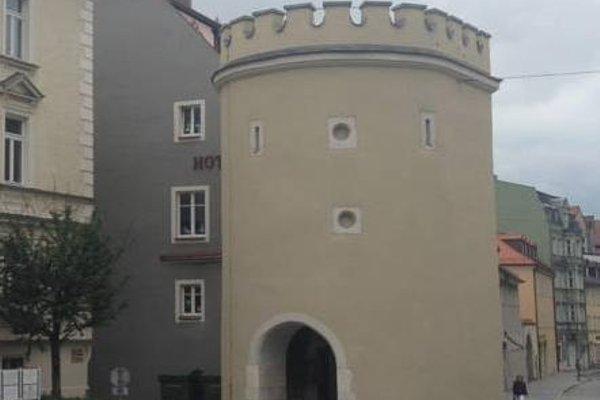 Hotel Jakob Regensburg - фото 23